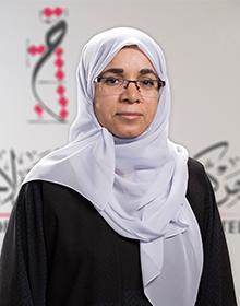 الدكتورة/ أمينة الظاهري