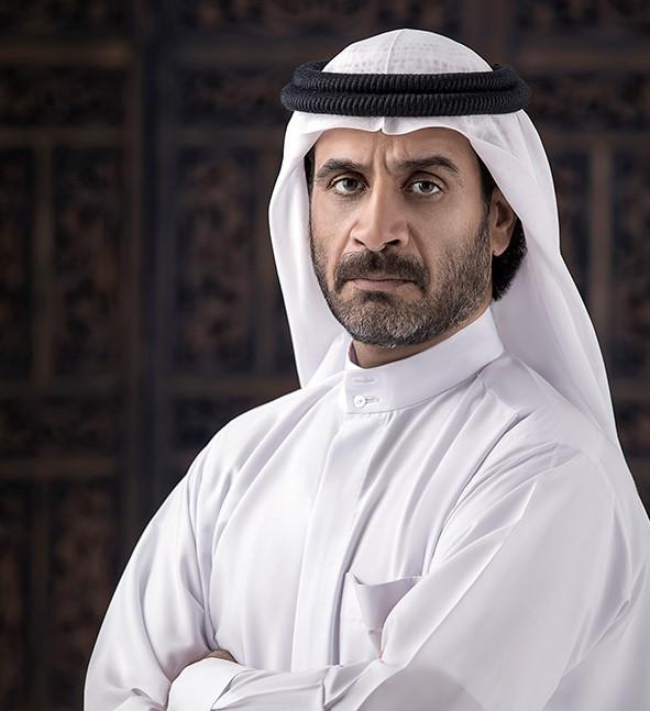 CEO of HHC HE. Abdullah Hamdan Bin Dalmook