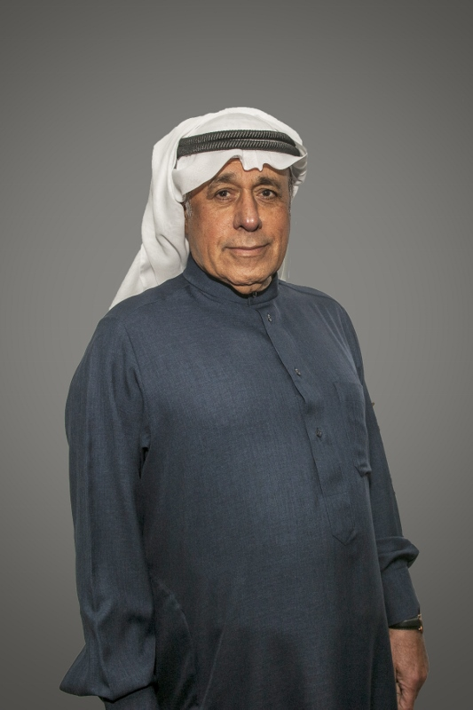 Humaid Bin Dhaiban - Presenter