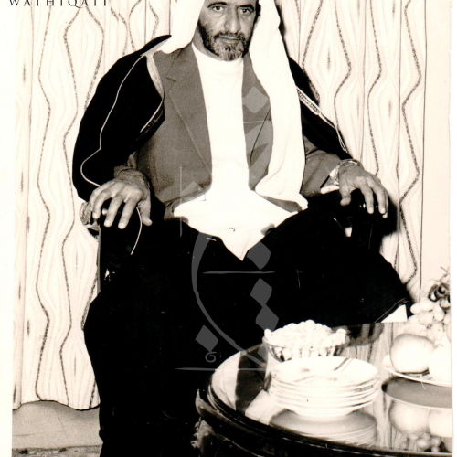 الشيخ  راشد بن سعيد